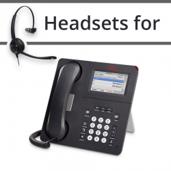 Headsets For Avaya  9621