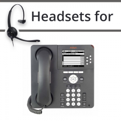 Headsets For Avaya  9630