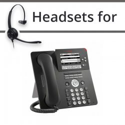 Headsets For Avaya  9650C