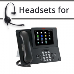 Headsets For Avaya  9670