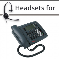 Headsets For Avaya  2050