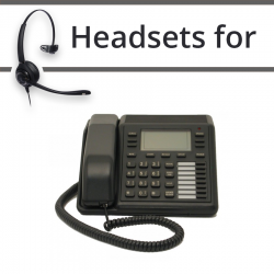 Headsets For Avaya  DT3