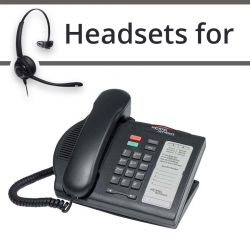 Headsets For Avaya  3901