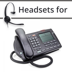 Headsets For Avaya  3904