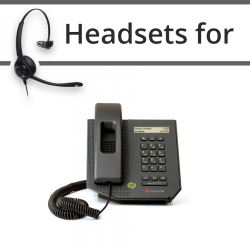 Headsets for Polycom Soundpoint CX300