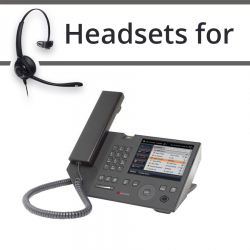 Headsets for Polycom Soundpoint CX700