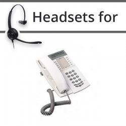 Headsets for Mitel 4422