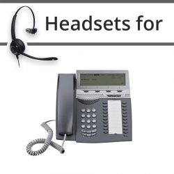 Headsets for Mitel 4425