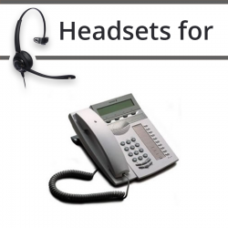 Headsets for Mitel 4224