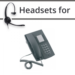 Headsets for Mitel 4420