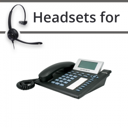 Headsets for Grandstream GXP2000
