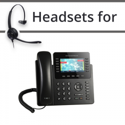 Headsets for Grandstream GXP2170