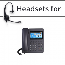 Headsets for Grandstream GXP2200