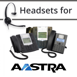Headsets For Aastra