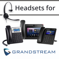 Headsets for Grandstream