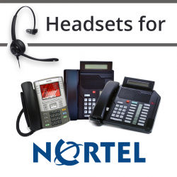 Headsets For Nortel