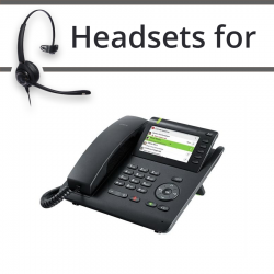 Headsets For Unify Siemens OpenScape IP CP600