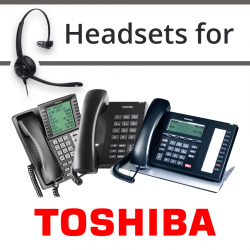 Headsets For Toshiba