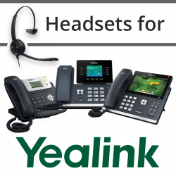 Headsets For Yealink