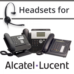 Headsets For Alcatel
