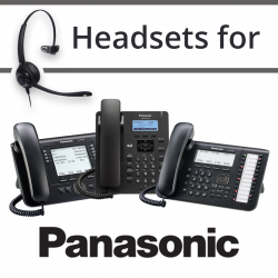 Headsets For Panasonic