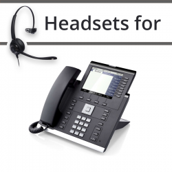 Headsets for Unify Siemens OpenScape IP 55G