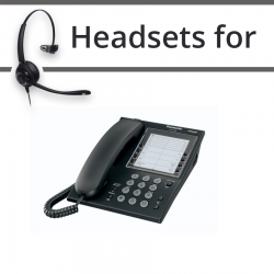 Headsets for Panasonic KX-T7710