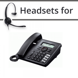 Headsets for LG IP-8802E