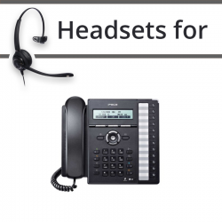 Headsets for LG IP-8820E