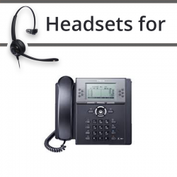 Headsets for LG IP-8840E