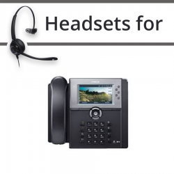 Headsets for LG IP-8850E