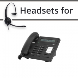 Headsets for LG LDP-7008D