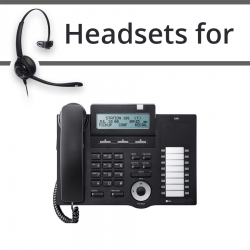 Headsets for LG LDP-7016D