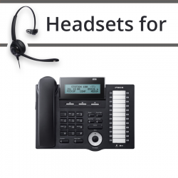 Headsets for LG LDP-7024D