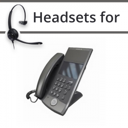 Headsets for Mitel 7446