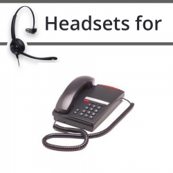 Headsets for Mitel 5001