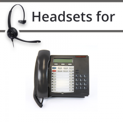 Headsets for Mitel 5020
