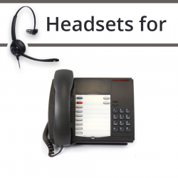 Headsets for Mitel Superset 4001
