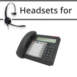 Headsets for Mitel Superset 4150