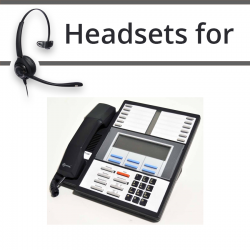 Headsets for Mitel Superset 430