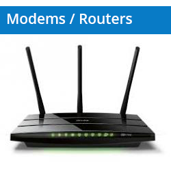 Broadband Modems / Routers