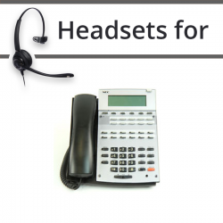 Headsets for NEC Aspire IP1WW-12TH