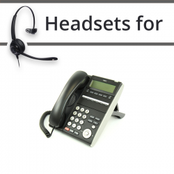Headsets for NEC DT310