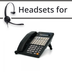Headsets for NEC DX2E-24TXH