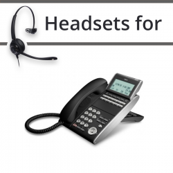 Headsets for NEC ITL-12D