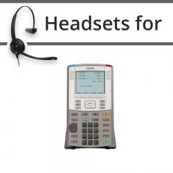 Headsets for Nortel 1150e