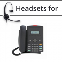 Headsets for Nortel 1210