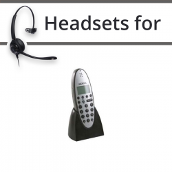 Headsets for Nortel 4145 D