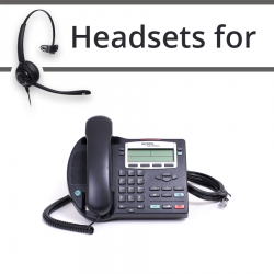 Headsets for Nortel I2002