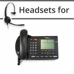 Headsets for Nortel I2004